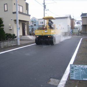 アスファルト舗装工 (2)